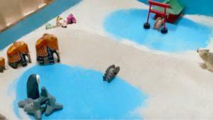 Solea's Sandplay Therapy