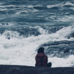 Alone with waves