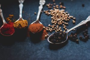 4 essential spices of Ayurveda