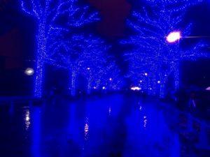 Cueva Azul en Shibuya