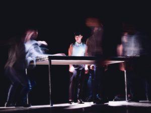 Dyptik Company – France Dans L'engrenage. Perform in Ramallah Contemporary Dance Festival - Sareyyet Ramallah/Palestine, The Ramallah Tourist Information Center, Ramallah
