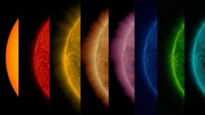 From Hot to Hottest; ASA/GSFC/Solar Dynamics Observatory Date Created: 2017-10-31