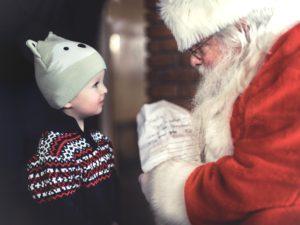 Christmas list for Santa; Stillwater, United States