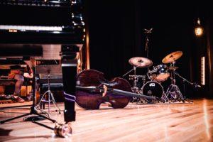 Bass on the jazz stage; Fundación Juan March, Madrid, España